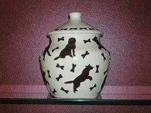Pet Cremation Urn Dog