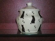 Pet Cremation Urn Cat