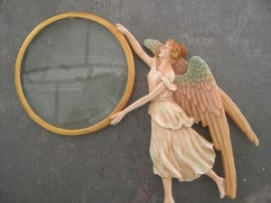 15-001 Angelic Eyes Magnifying glass