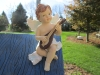 03-022 Morning Song cherub 1