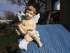 03-022 Morning Song cherub 2